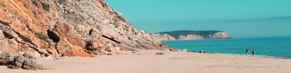 Région d'Algarve Portugal