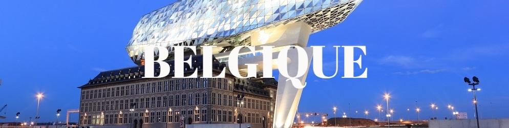 Port de Anvers Belgique