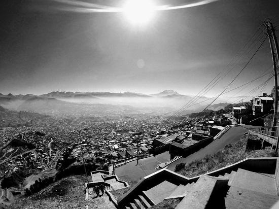 Ville Bolivie
