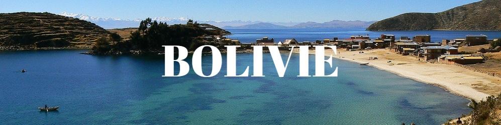 Bolivie Lac Titicaca