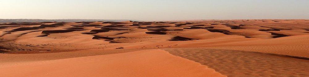 desert dune sable oman