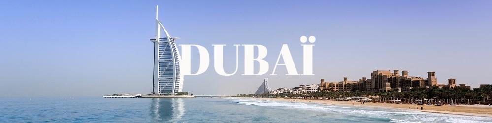 Dubai mer