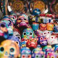 Mexique Fête des Morts