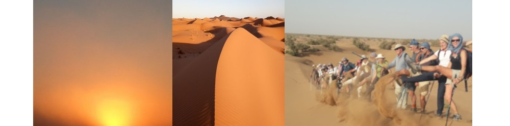 Randonnée Maroc