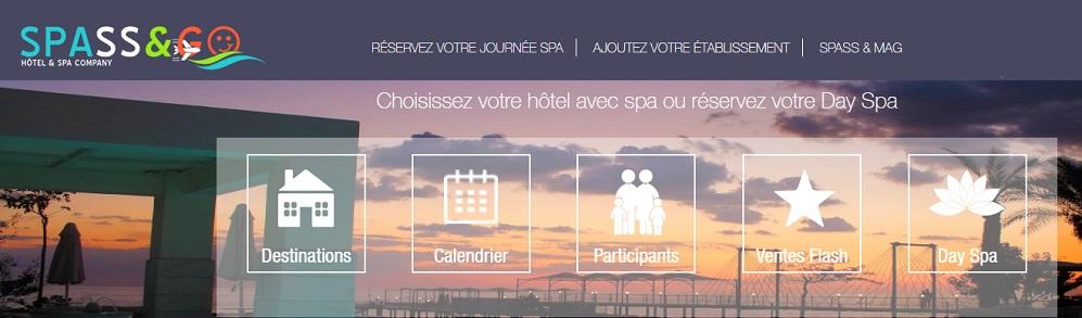 Réservation Hotel Spa