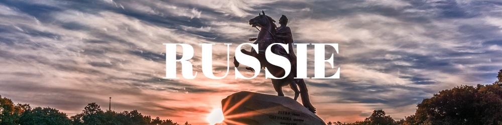 Cavalier Coucher Soleil Russie
