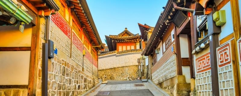 Corée du Sud rue