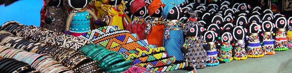 Art Marché Le Cap Afrique du Sud