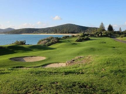 Golf Australie