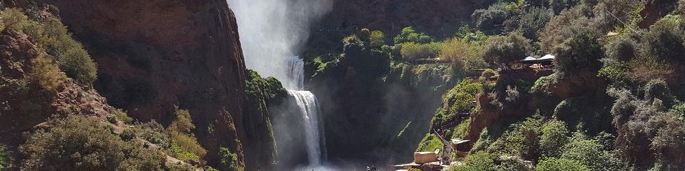 cascade maroc