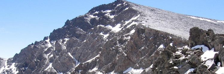 Mont Mulhacen Andalousie