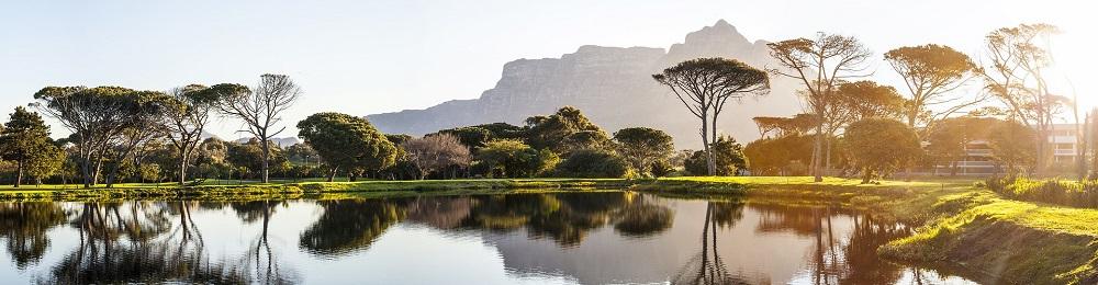 Panorama Le Cap Afrique du Sud