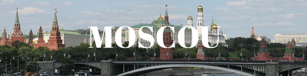 Pont Russie Moscou