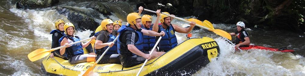 Rafting en France
