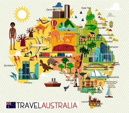 Visiter Australie Location Van